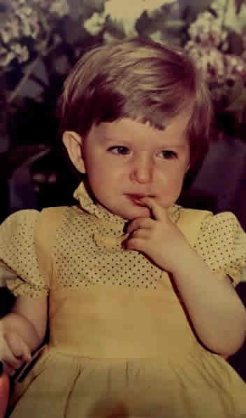 Victoria Azarenka childhood photo