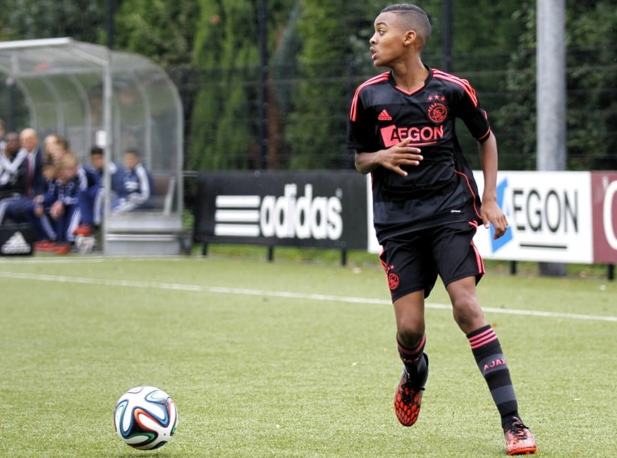 He began his career with the youth side of Ajax