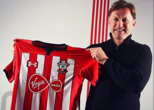 He is currently the coach of Southampton