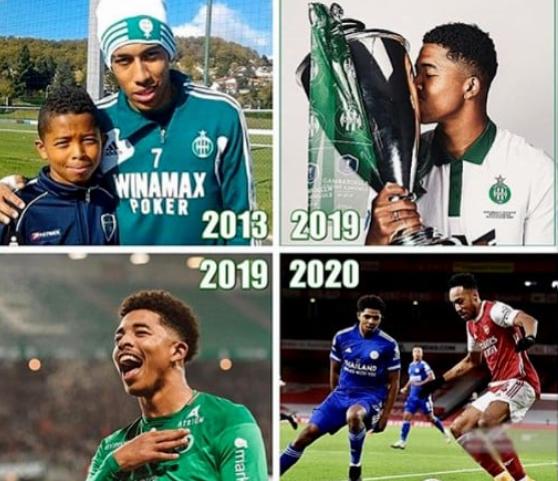 Wesley Fofana breakthrough in football