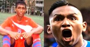Alfredo Morelos biography
