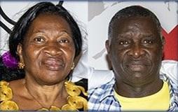 Photo of Onana's parents.
