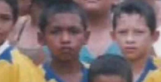 childhood photo of Morelos in his early career days.